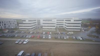 TechPark Bürogebäude